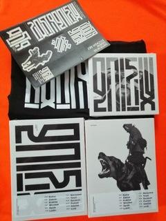 Zestaw Gniew - O.S.T.R. Nowy! CD + Komin + Wlepki доставка товаров из Польши и Allegro на русском