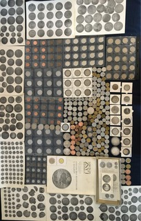 Большая коллекция монет доставка товаров из Польши и Allegro на русском