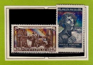 ПОЛЬША,ФИ-667-668, ** НИКОЛАЙ КОПЕРНИК доставка товаров из Польши и Allegro на русском
