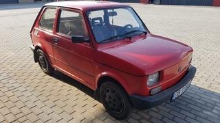 Fiat 126p ELX maluch PRL доставка товаров из Польши и Allegro на русском