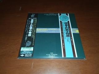The Alan Parsons Project mini 2CD Japan promo OBI доставка товаров из Польши и Allegro на русском