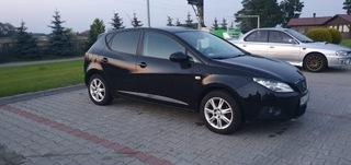 Seat Ibiza IV 2010r доставка товаров из Польши и Allegro на русском