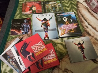Michael Jackson - Kolekcja płyt - dla fana ! :) доставка товаров из Польши и Allegro на русском
