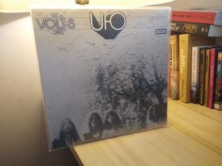 UFO The Begging vol.8 виниловый LP доставка товаров из Польши и Allegro на русском