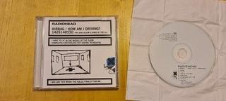 RADIOHEAD Airbag / How Am I Driving? CD I Wyd доставка товаров из Польши и Allegro на русском