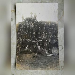 Фотография Военный оркестр Второй Польской Республики  доставка товаров из Польши и Allegro на русском