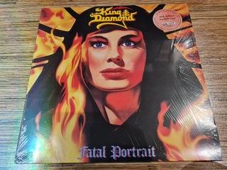 KING DIAMOND , Fatal Portrait 'LP - Как новый!  доставка товаров из Польши и Allegro на русском