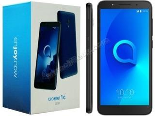Smartfon ALCATEL 1C 2019 1/8GB 5'' Oreo Czarny доставка товаров из Польши и Allegro на русском