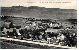 Gniewoszów (Seitendorf), 1912 rok доставка товаров из Польши и Allegro на русском