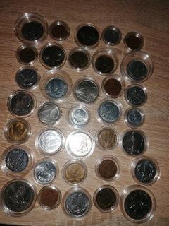 Набор монет Польской Народной Республики, состояние 1 доставка товаров из Польши и Allegro на русском