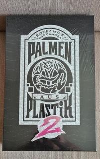 PALMEN AUS PLASTIK 2 BOX 187 STRASSENBANDE, NOWY! доставка товаров из Польши и Allegro на русском