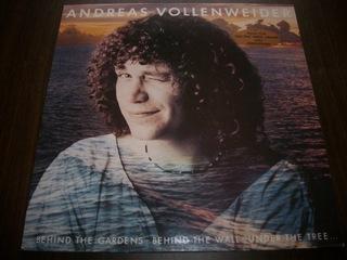 ANDREAS VOLLENWEIDER - ...BEHIND THE GARDENS  доставка товаров из Польши и Allegro на русском