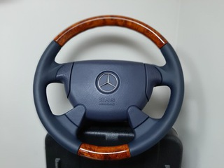 Drewno Mercedes W208 W124 C43 CLK55 C140 R129 AMG доставка товаров из Польши и Allegro на русском