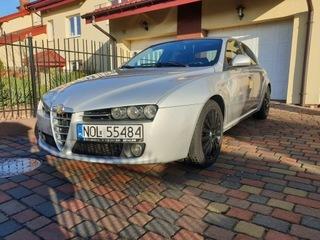 ALFA ROMEO 159, 1,9 JTDm 16V warte uwagi доставка товаров из Польши и Allegro на русском