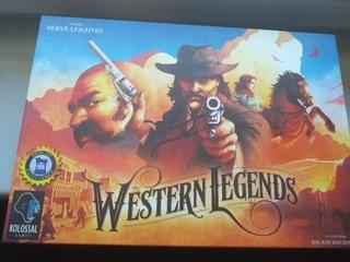 Western Legends wersja ENG!! доставка товаров из Польши и Allegro на русском