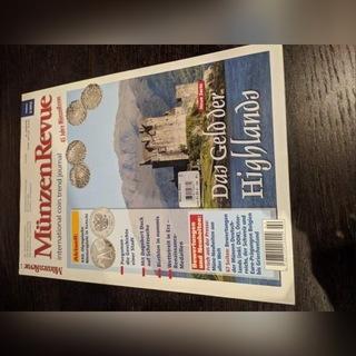 Немецкий Ежемесячный Журнал Каталог MunzenRevue доставка товаров из Польши и Allegro на русском