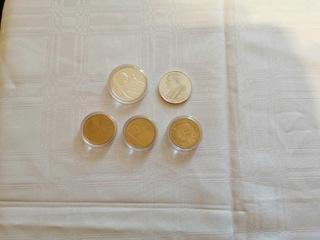 Zestaw Jan Paweł II - srebrne monety!!! Piękne!!! доставка товаров из Польши и Allegro на русском