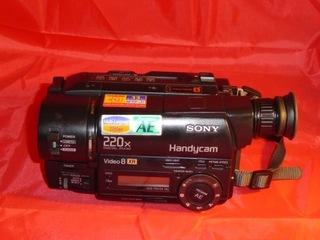 камера sony video8 xr ccd-tr415e событие  доставка товаров из Польши и Allegro на русском