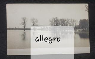 Фото вид открытка Вильнюс дома наводнение доставка товаров из Польши и Allegro на русском