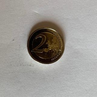 Монета Памятная монета 2 евро доставка товаров из Польши и Allegro на русском