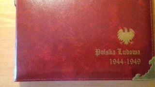 Klaser na znaczki Polska Ludowa 1944-1949 доставка товаров из Польши и Allegro на русском