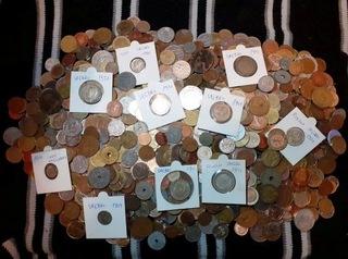 Stare monety 5 kilo także srebrne i z przed 1945  доставка товаров из Польши и Allegro на русском