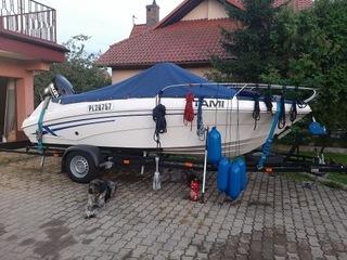 AM 560 łódź motorowa, jacht, motorówka доставка товаров из Польши и Allegro на русском