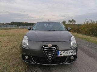 Alfa Romeo Giulietta 2.0 JTDM Bytom доставка товаров из Польши и Allegro на русском
