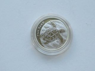 Fiji - 1 $ 2012,  Żółw ,  1/2 uncji Ag доставка товаров из Польши и Allegro на русском