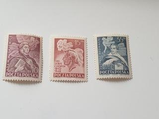 1949, Fi. 505 - 507 ** Знаменитые поляки  доставка товаров из Польши и Allegro на русском