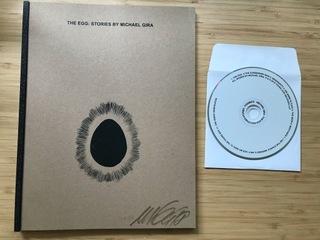 M. Gira  - THE EGG: Stories by Michael Gira SWANS! доставка товаров из Польши и Allegro на русском