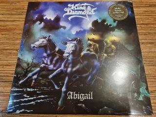 KING DIAMOND , Abigail' LP - новый!  доставка товаров из Польши и Allegro на русском