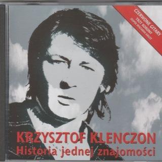K. KLENCZON-Historia jednej znajomości MINT CD доставка товаров из Польши и Allegro на русском