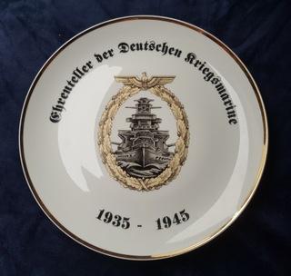Красивая памятная плита КРИГСМАРИНЕ  доставка товаров из Польши и Allegro на русском