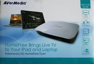 AverMedia HD HomeFree Duet DVBT tuner доставка товаров из Польши и Allegro на русском