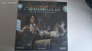 Abominacja - Dziedzictwo Frankensteina - gra доставка товаров из Польши и Allegro на русском