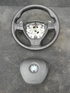 Bmw f10,f11-m-pakietową kierownica łopatki+airbag  доставка товаров из Польши и Allegro на русском