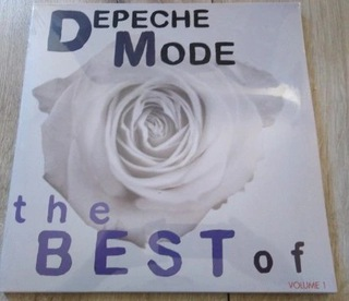 DEPECHE MODE - The Best Of vol 1 - 3 LP доставка товаров из Польши и Allegro на русском
