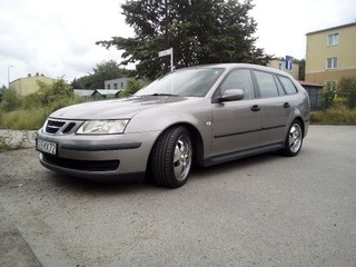 Saab 9.5 TiD 2006r. доставка товаров из Польши и Allegro на русском