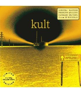 Kult - Poligono Industrial 2LP lim. ed. Yellow LP доставка товаров из Польши и Allegro на русском