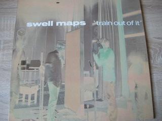 SWELL MAPS - TRAIN OUT OF IT - LP доставка товаров из Польши и Allegro на русском