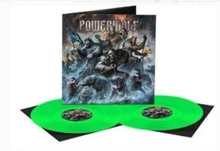 POWERWOLF - Best Of The Blessed, 2 LP kolor доставка товаров из Польши и Allegro на русском