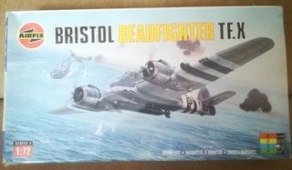 Beaufighter TF X Airfix 1:72 vintage доставка товаров из Польши и Allegro на русском