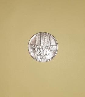 Moneta 20 zł Wieżowiec i Kłosy 1976 доставка товаров из Польши и Allegro на русском
