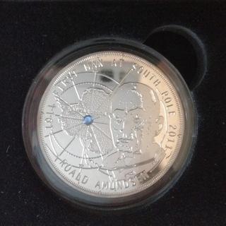 Moneta kolekcionerska 5 dollars z 2011r доставка товаров из Польши и Allegro на русском
