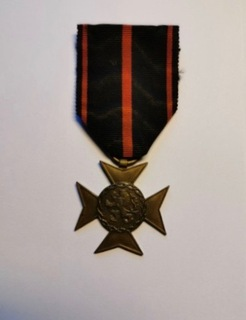 Krzyż Czechosłowacja 1939-1945 доставка товаров из Польши и Allegro на русском