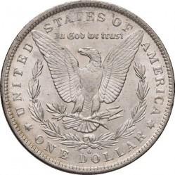1 dolar-o-morgan  usa   1883  r-srebro доставка товаров из Польши и Allegro на русском