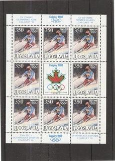 Olimpiada Zimowa CALGARY 1988. доставка товаров из Польши и Allegro на русском