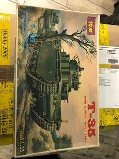 ICM T-35 доставка товаров из Польши и Allegro на русском