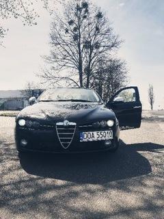 ALFA ROMEO 159 JTDM po wymianie sprzęgła доставка товаров из Польши и Allegro на русском